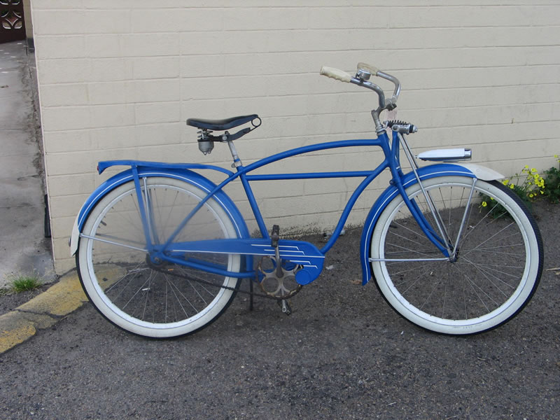 1950 schwinn deluxe hornet 550