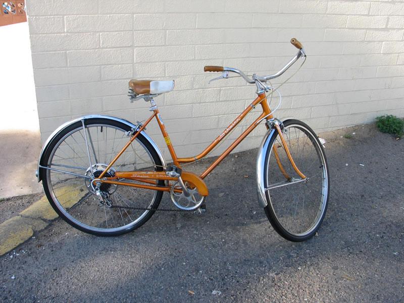 Schwinn Collegiate 5-Speed - Dave s Vintage Bicycles