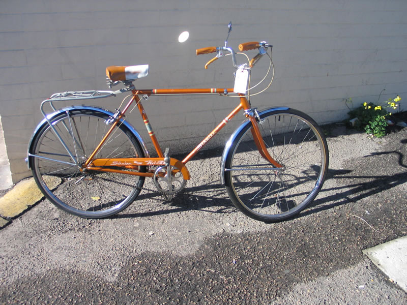 Bikes West Germany 1950's says made in W Germany
