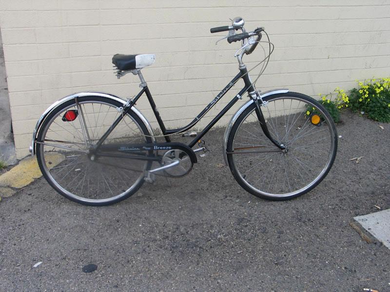 Schwinn Tricycle Parts : Bicycle vintage schwinn accessories